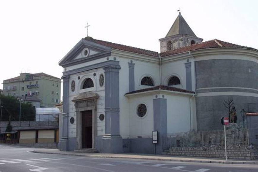 Potenza Chiesa S. Rocco