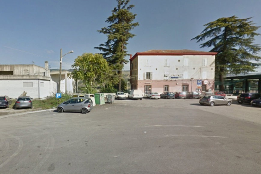 Zona Industriale Ferrandina